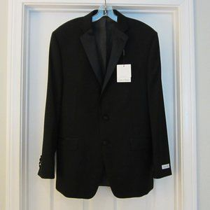Calvin Klein Suits & Blazers - Calvin Klein Black Slim Fit Tuxedo Jacket NWT